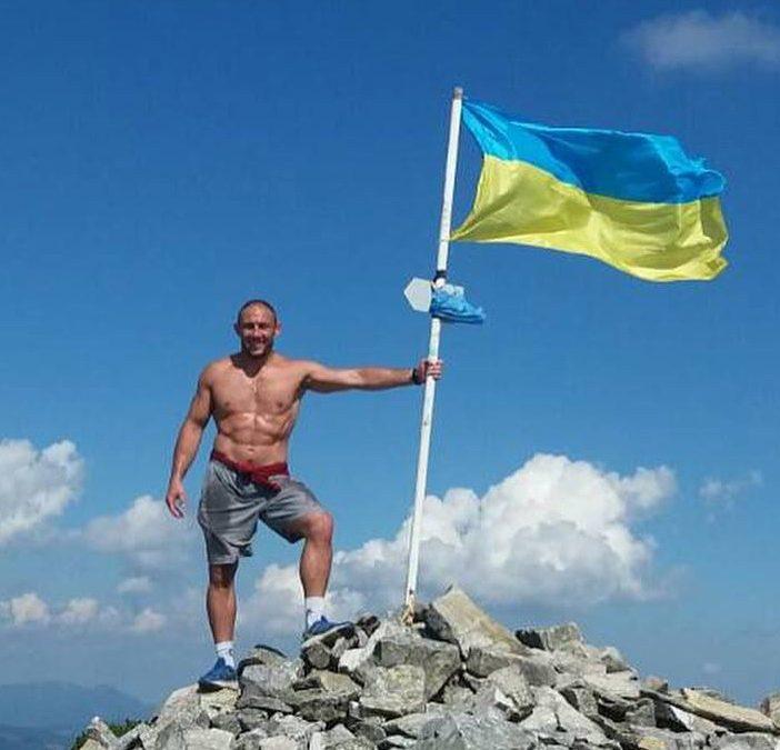 Олімпійський баттл – Валерій Андрійцев