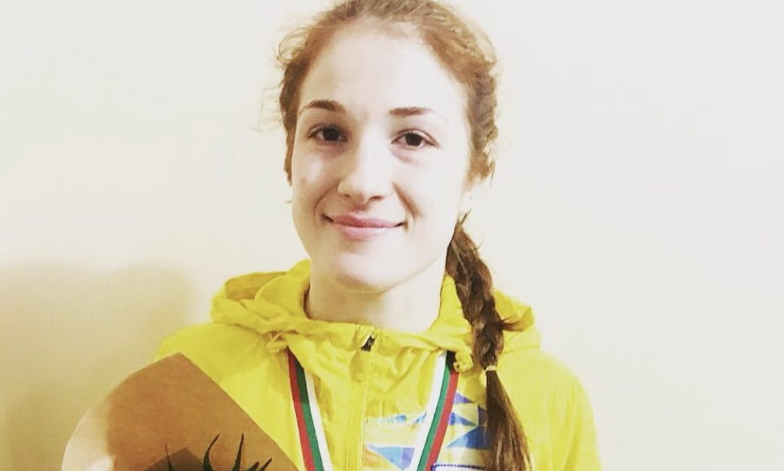 Вітаємо Анастасію Кравченко!