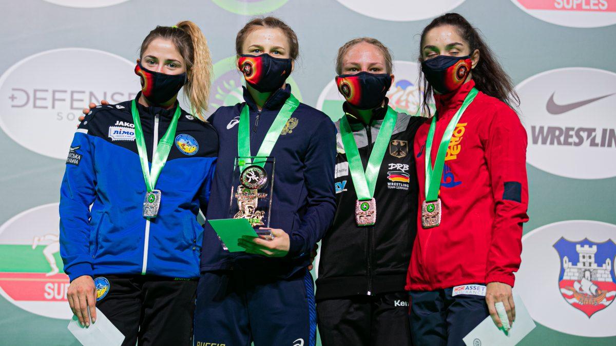 Лілія Маланчук – віце-чемпіонка Кубку Світу