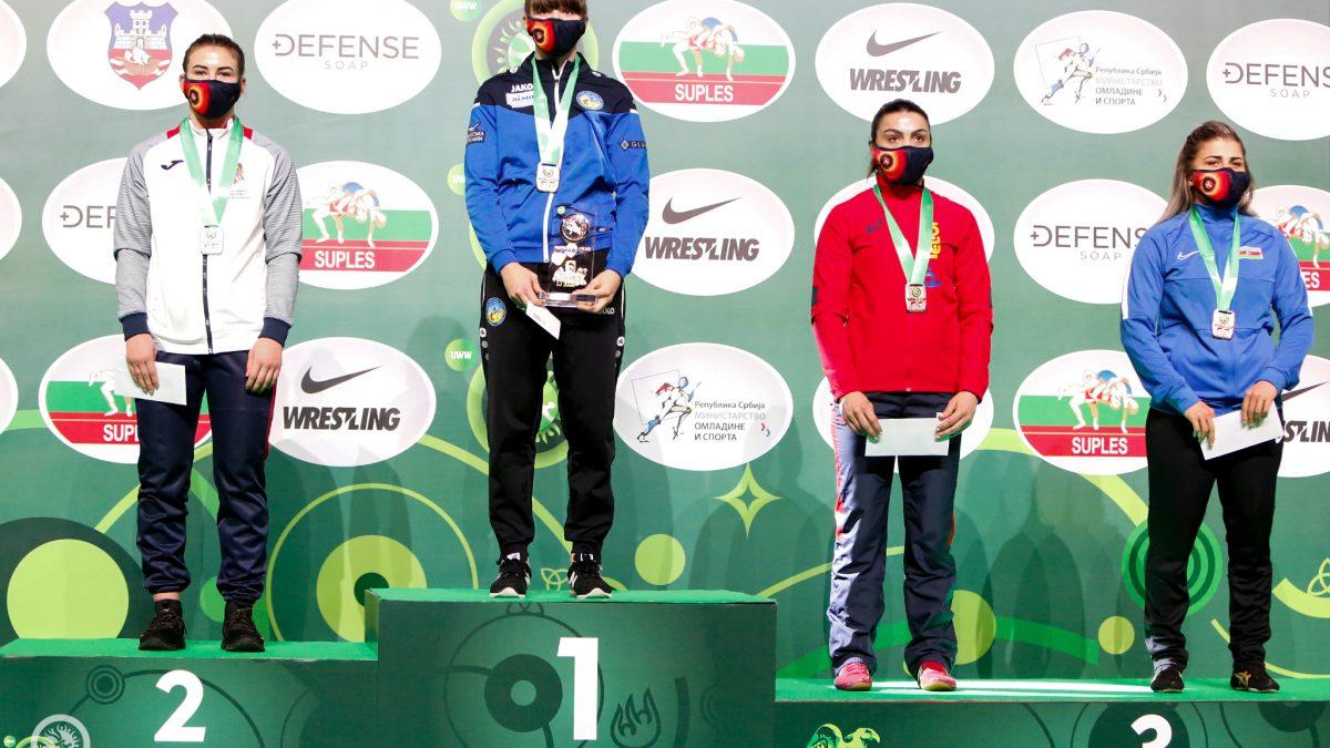 Тетяна Ріжко – чемпіонка Індивідуального Кубку світу!