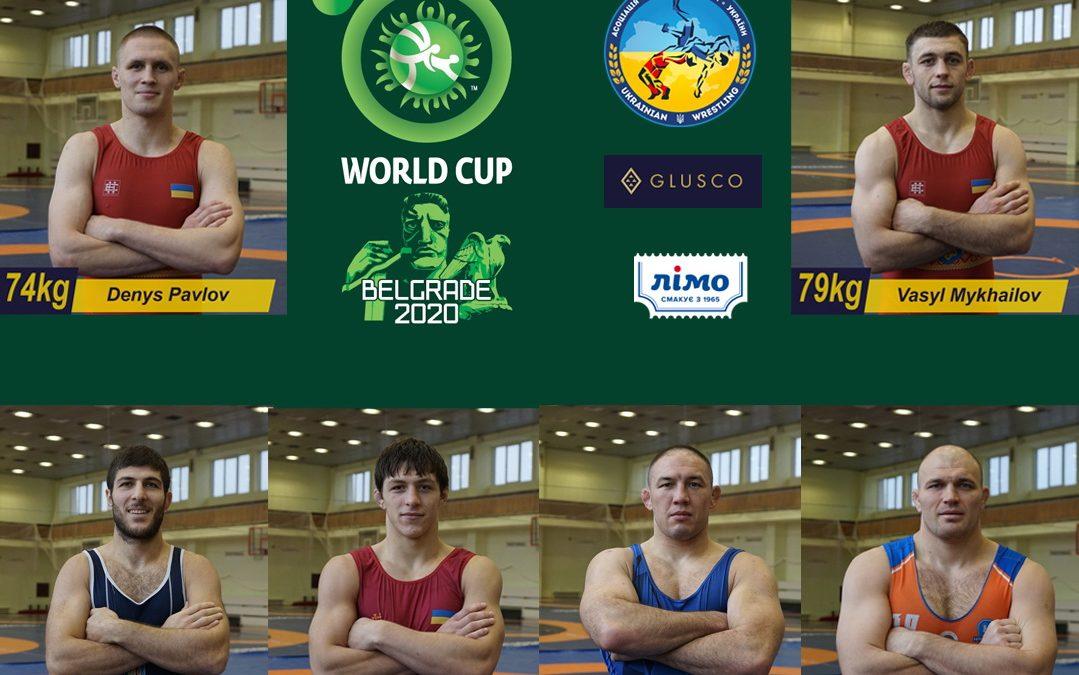 Чоловіча команда на Індивідуальному Кубку світу