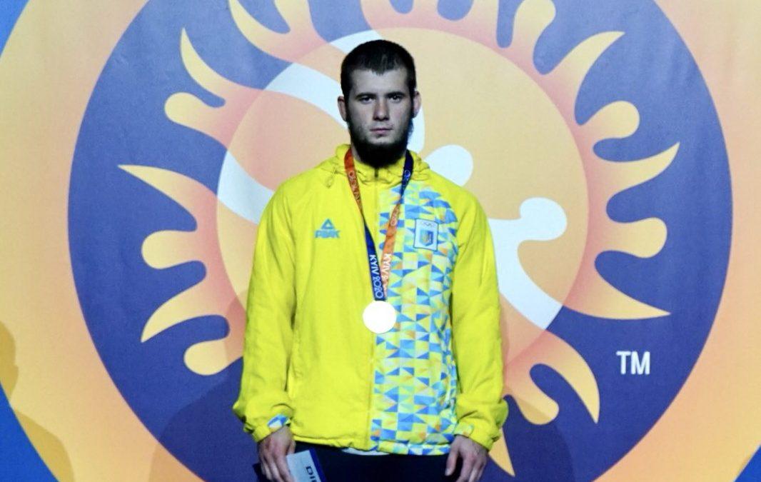 Вітаємо Адлана Батаєва!