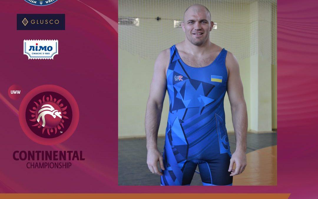 Олександр Хоцянівський – бронзовий призер чемпіонату Європи