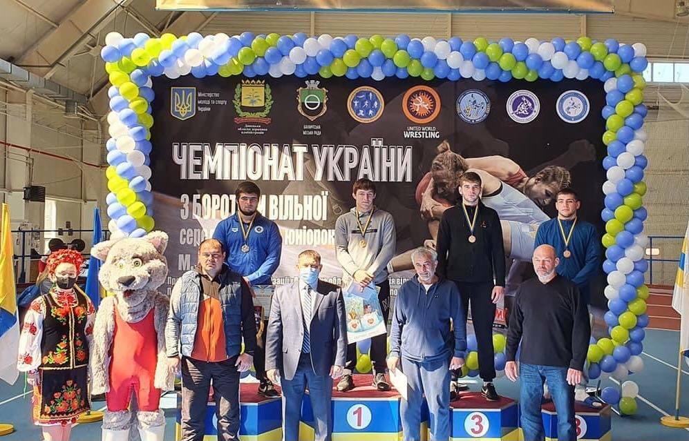 Чемпіонат України серед юніорів – РЕЗУЛЬТАТИ