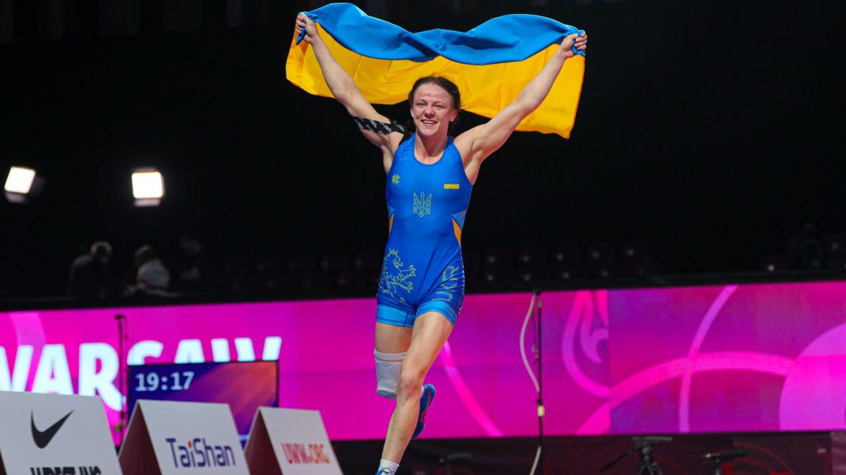 Ірина Коляденко – чемпіонка Європи