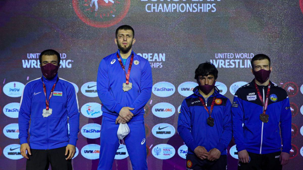 Ігор Никифорук – бронзовий призер ЧЄ