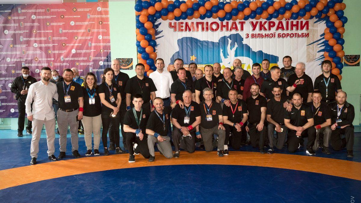Чемпіонат України серед кадетів – РЕЗУЛЬТАТИ