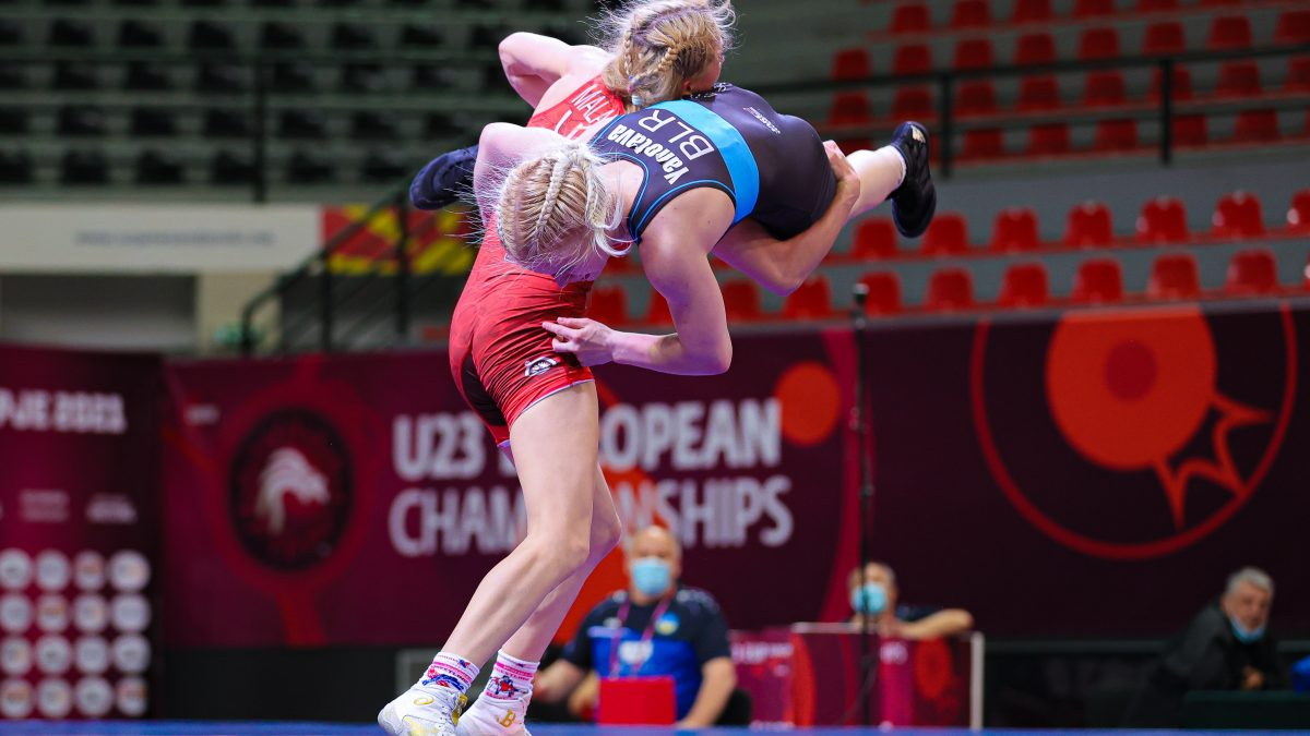 Лілія Маланчук – бронзова призерка ЧЄ U23
