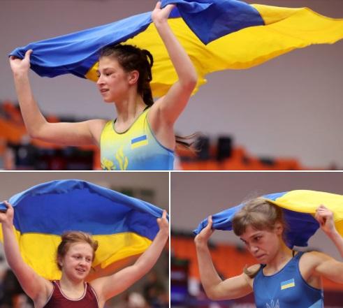 Жіноча збірна – друга на Чемпіонаті Європи U15. РЕЗУЛЬТАТИ. ФОТО.