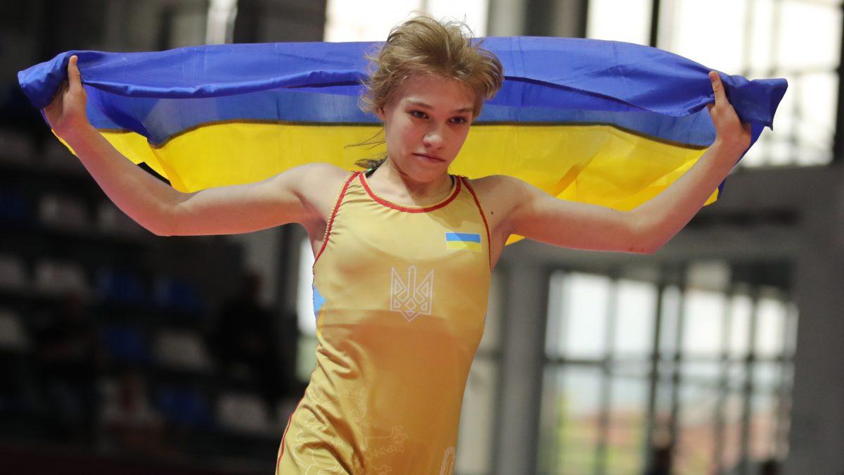ЧЄ серед кадетів: Анастасія Польська та Ірина Боднар – чемпіонки.