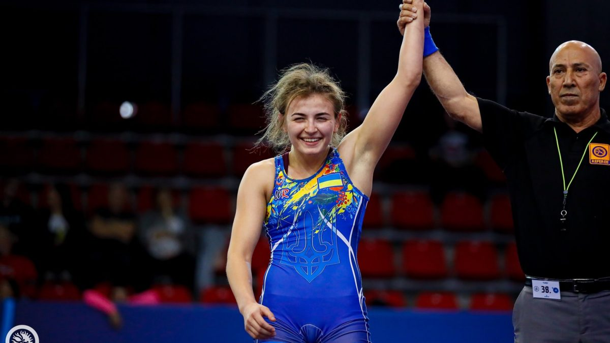 Аліна Грушина-Акобія – Олімпійський батл