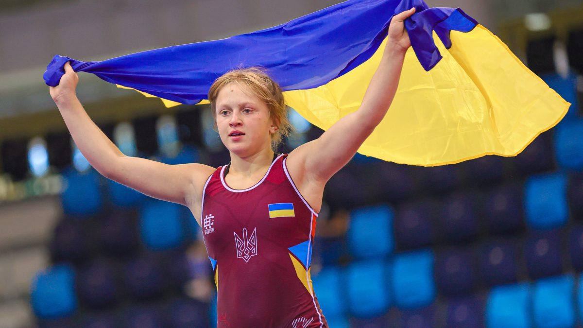 ЧС серед кадетів: Марія Єфремова – чемпіонка! ФОТО