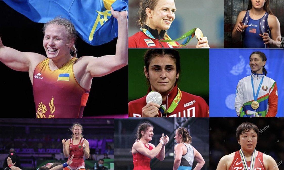 Олімпіада – хто є хто у вазі 76 кг.