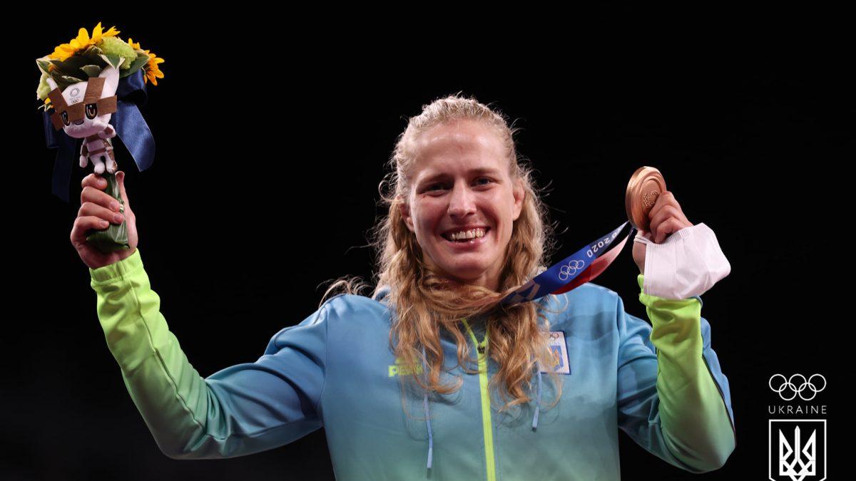 """Алла Черкасова: """"Це моя остання Олімпіада і я вдячна Богу за цю медаль!"""""""