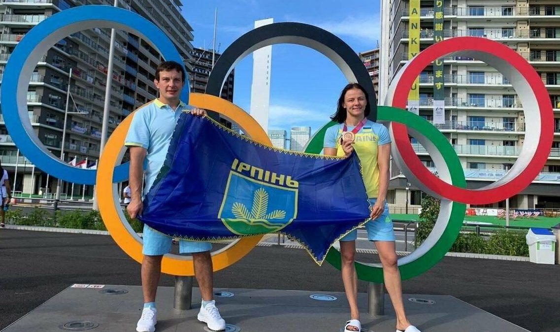 Ірина Коляденко подарувала квартиру своєму тренеру