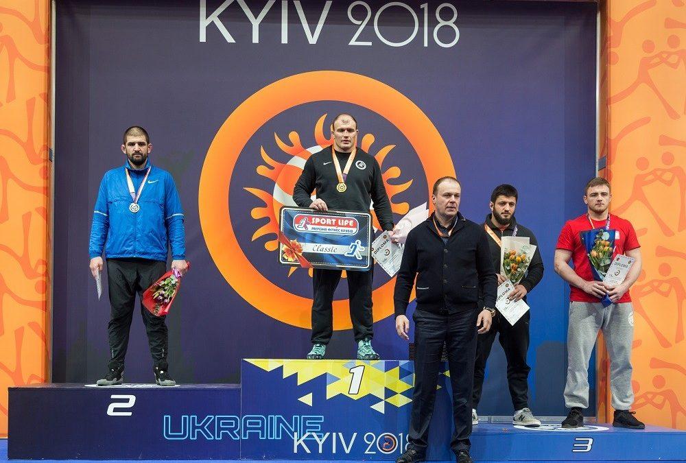 Sport Life поддержал Киеский международный турнир