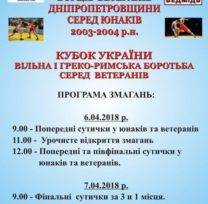 Кубок України серед ветеранів