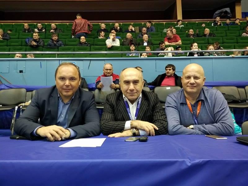 Руслан Савлохов: «Дуже задоволений рівнем організації турніру»