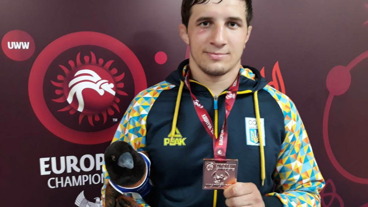 Кирило Мєшков – бронзовий призер чемпіонату Європи!