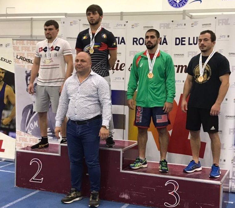 П'ять медалей з Румунії