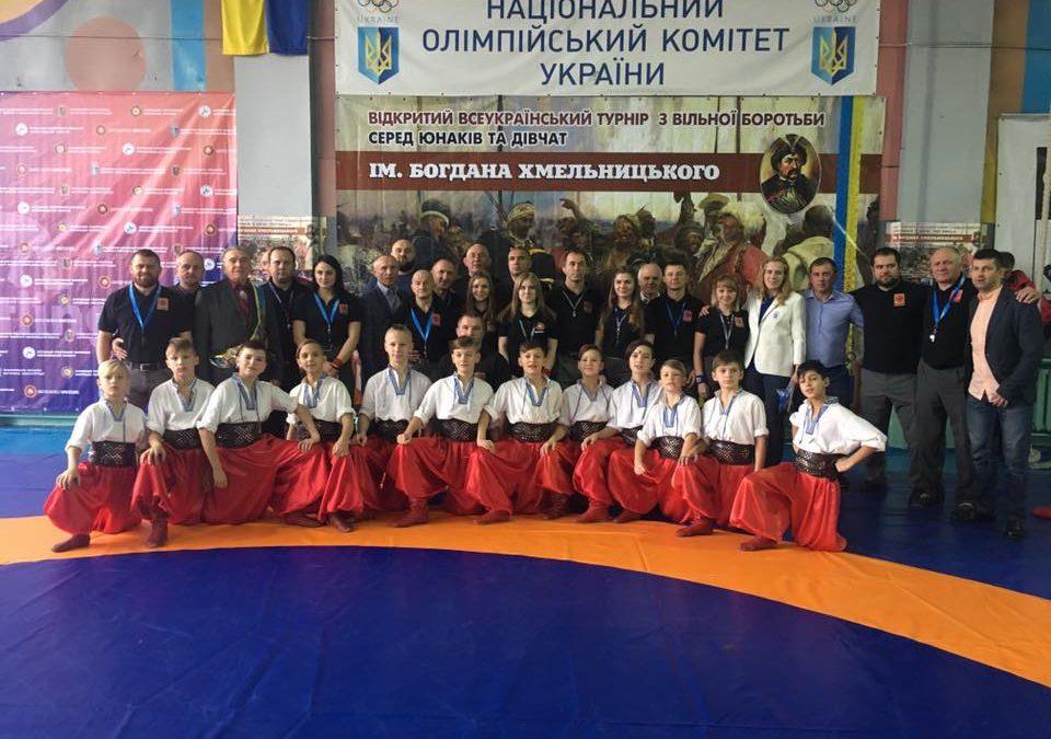 Результати турніру Хмельницького