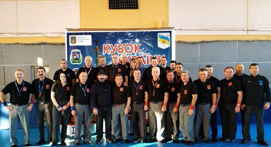 Результати – ЧУ серед чоловіків та Кубку України серед жінок