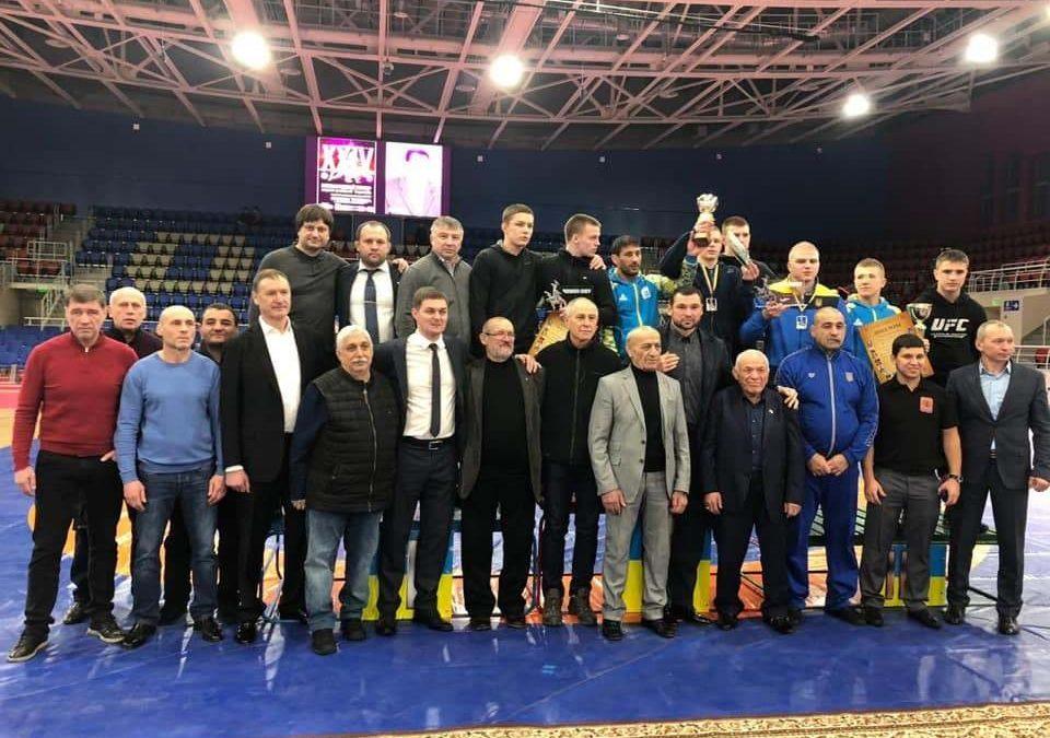XXIV міжнародний турнір з греко-римської боротьби пам'яті Євгена Трухіна