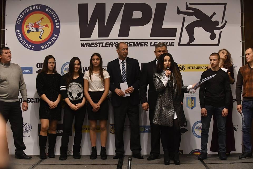 Борцівська Прем'єр Ліга відзначила кращих