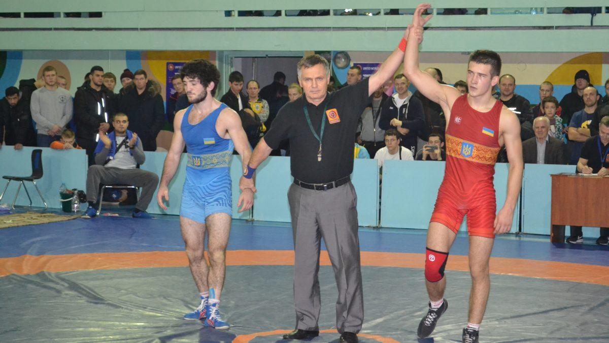 Результати чемпіонату України серед чоловіків до 23 років
