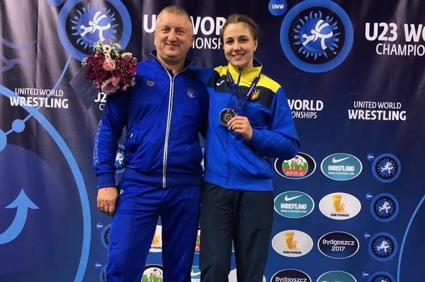 """Ілона Прокопевнюк: """"Моя ціль – Олімпійська медаль"""""""