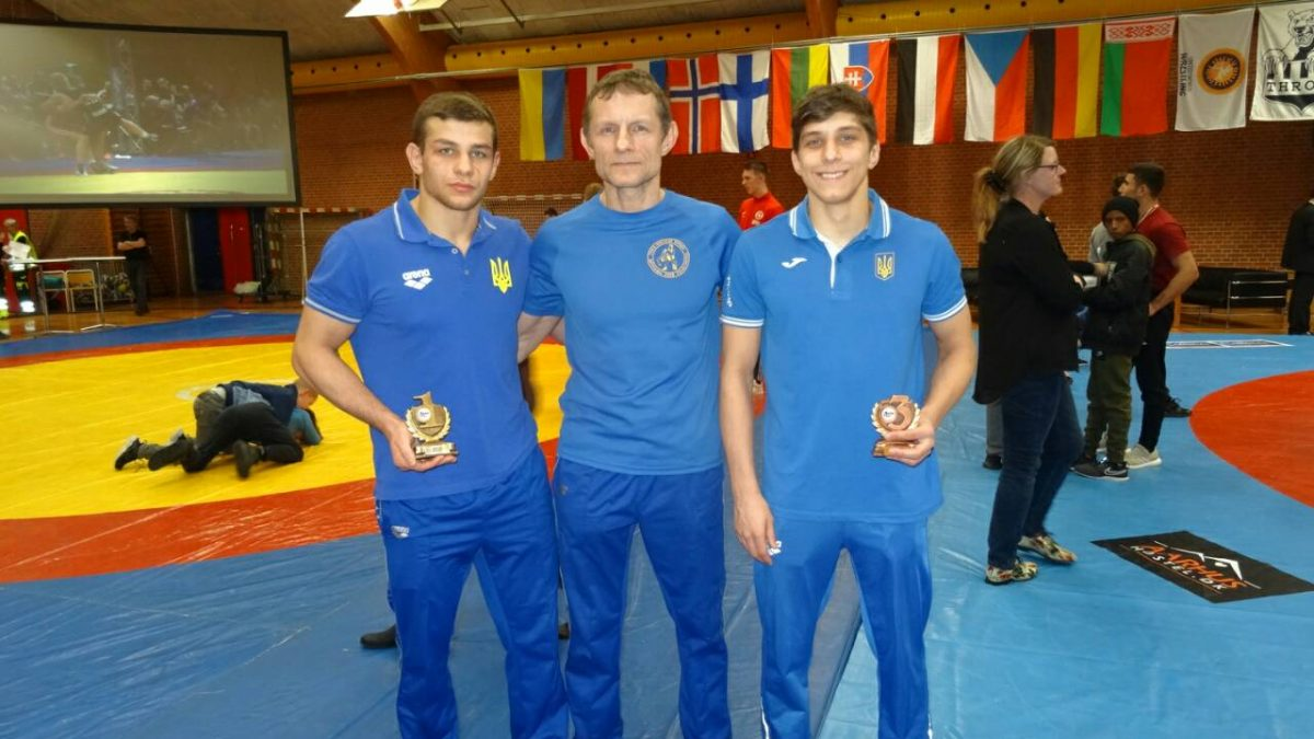 Команда Донеччини виборола 2 медалі Міжнародного Турніру в Данії