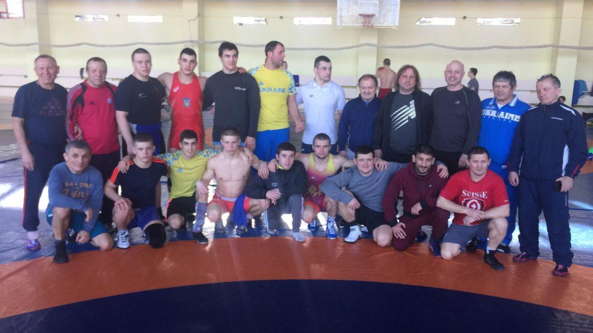 Оголошено склад на Чемпіонат Європи U-23 з греко-римської боротьби