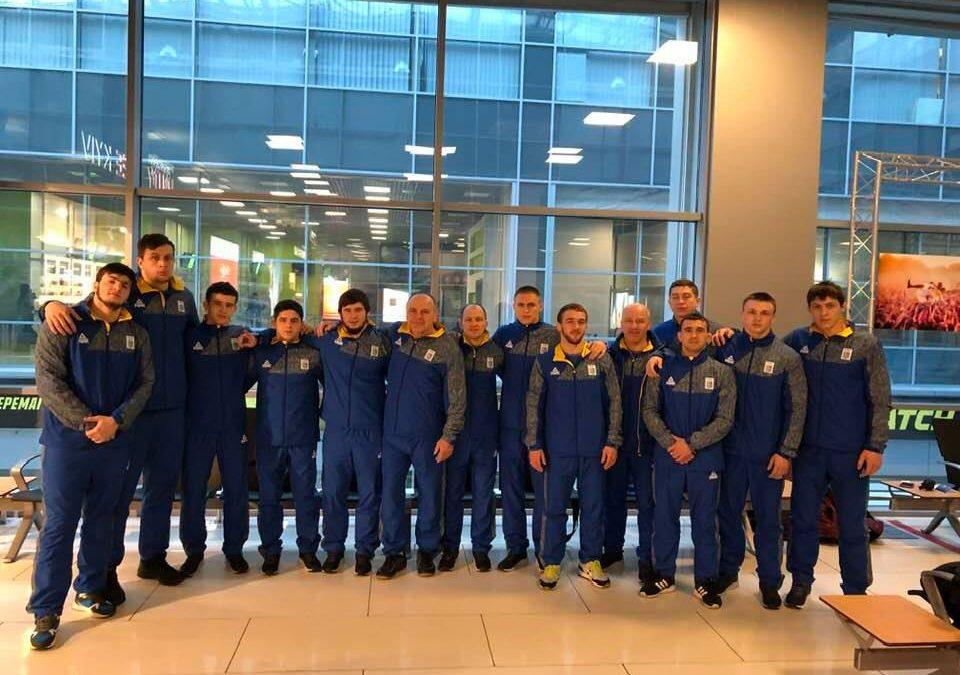 Вільники вирушили на Чемпіонат Європи U 23