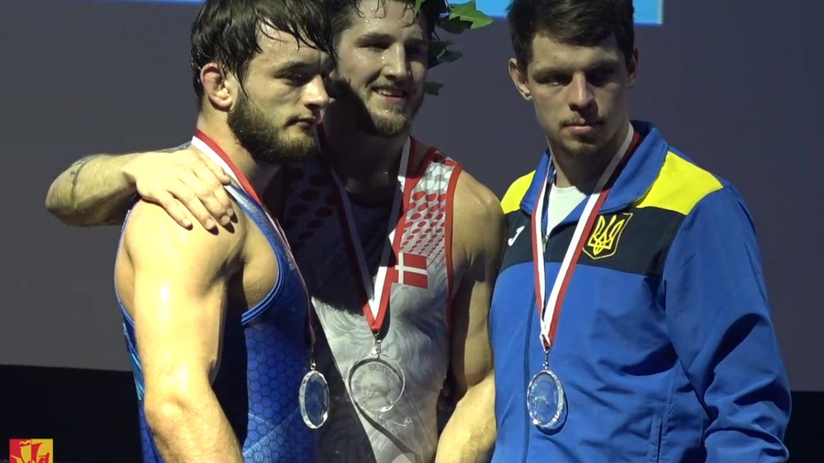 Класики вдало виступили в Данії: 7 медалей!