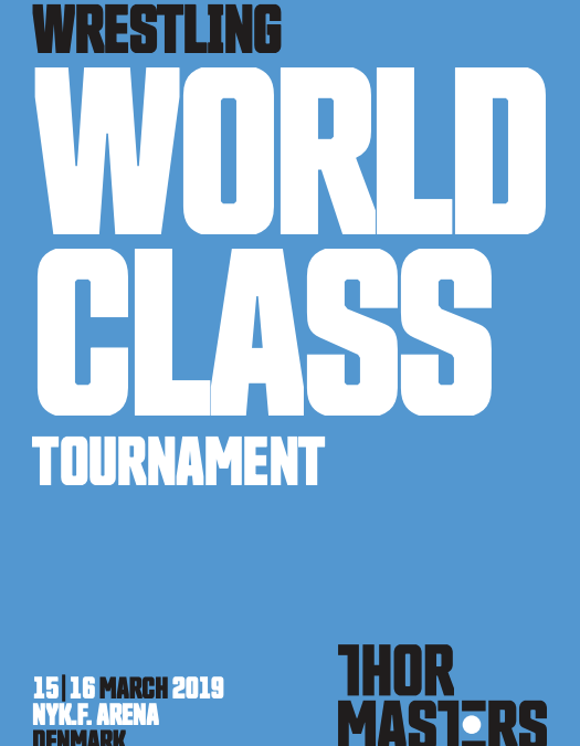"""Міжнародний турнір """"Thor Masters"""""""