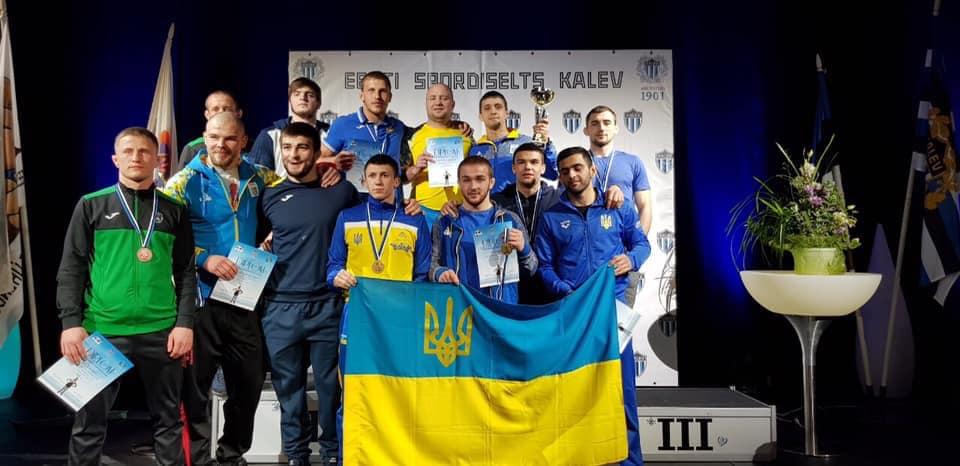 Українці стали першими в Естонії