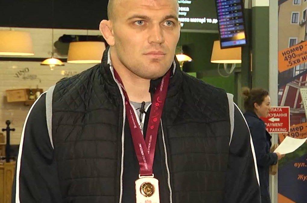 Олександр Хоцянівський про свій виступ на чемпіонаті Європи