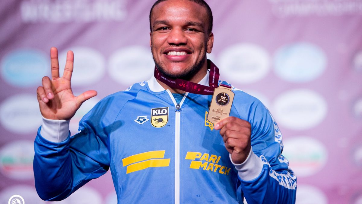 Жан Беленюк – чемпіон Європи 2019! Результати класиків 55, 63, 77, 87, 130 кг