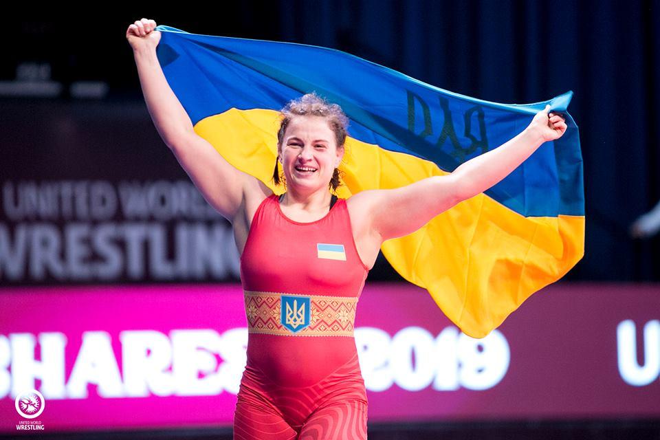 """Аліна Бережна: """"Ця медаль мене мотивуватиме працювати ще більше"""""""