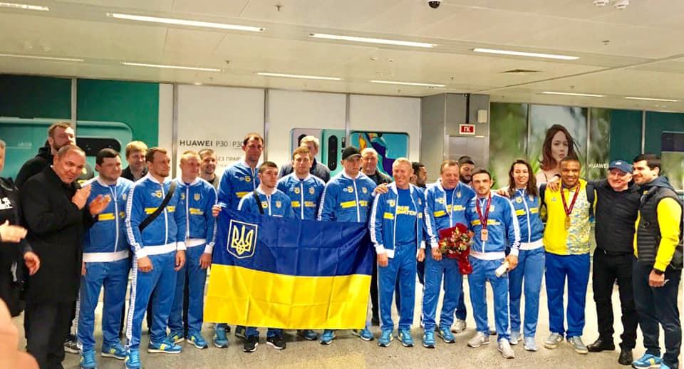 XSPORT: Борці греко-римського стилю повернулися з Чемпіонату Європи з двома медалями