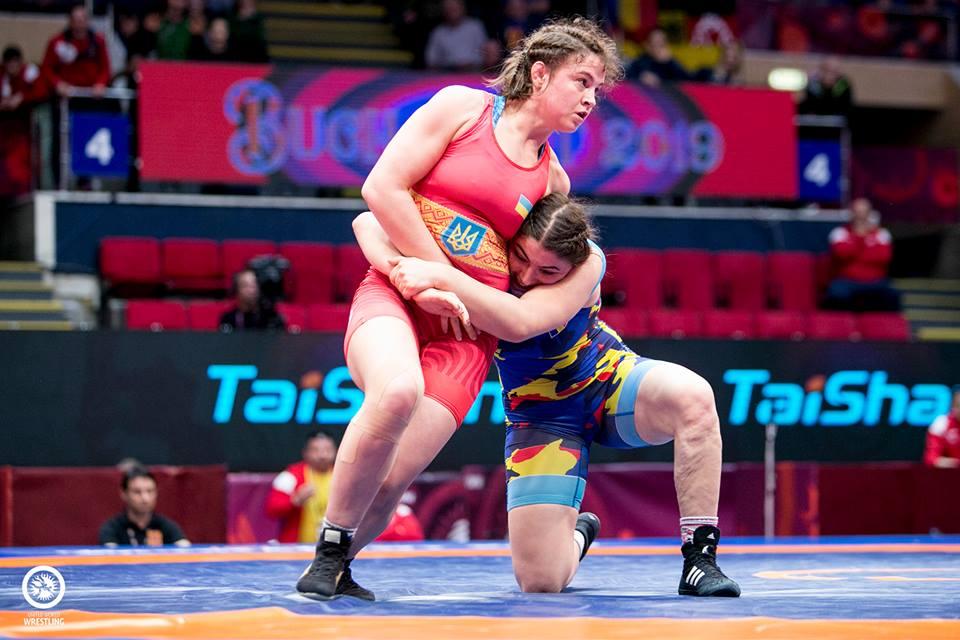 Аліна Бережна – чемпіонка Європи!