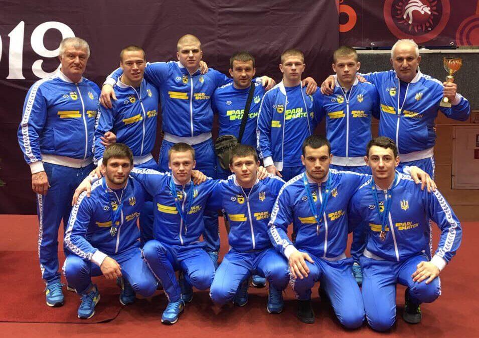 Збірна з греко-римської боротьби – третя на Міжнародному турнірі в Бухаресті