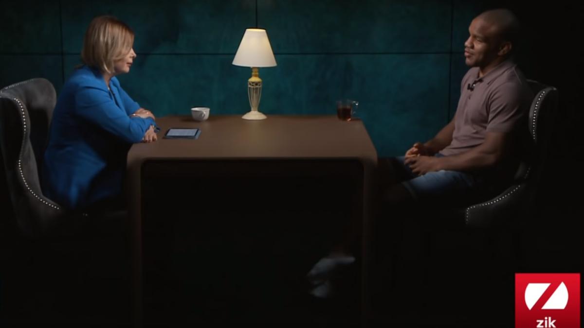 Велике інтерв'ю Жана Беленюка телеканалу ZIK