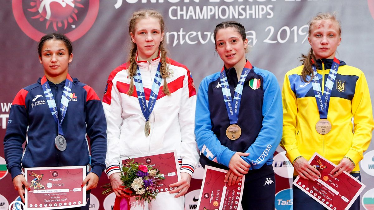 Марія Винник здобула бронзу чемпіонату Європи