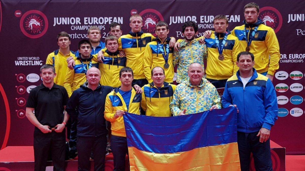 Україна – п`ята на молодіжному ЧЄ