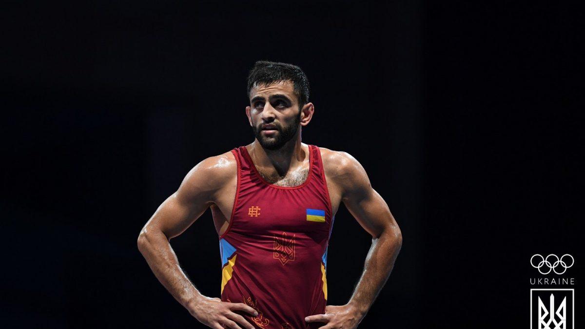 Гор Оганесян – бронзовий призер Європейських Ігор!