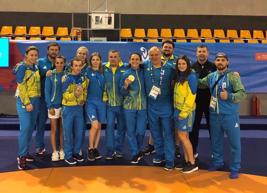 Європейські Ігри: жіноча збірна – Перша, чоловіча – четверта в командному заліку!
