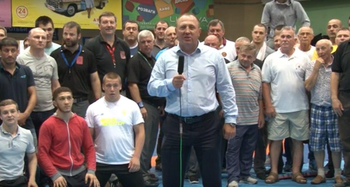 Звернення борців до президента України
