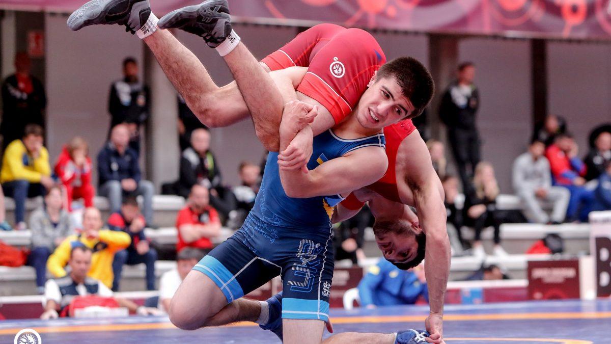 Каміль Керімов здобув бронзу чемпіонату Європи серед юніорів!