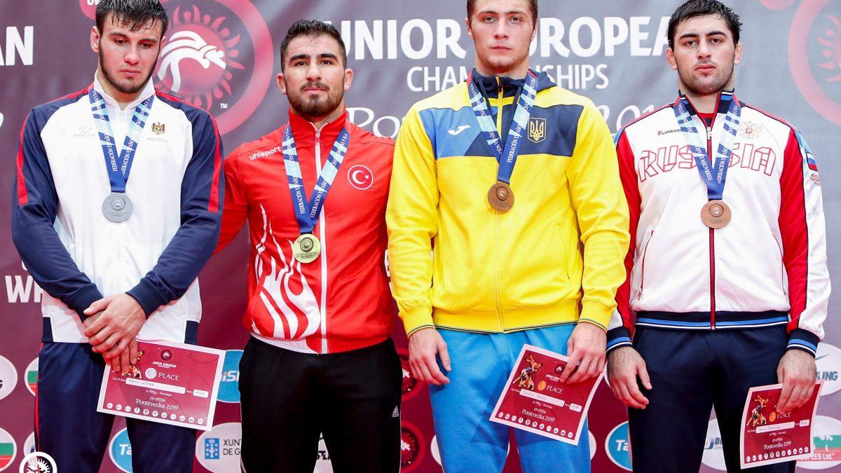 Данило Стасюк – бронзовий призер молодіжної Європи!